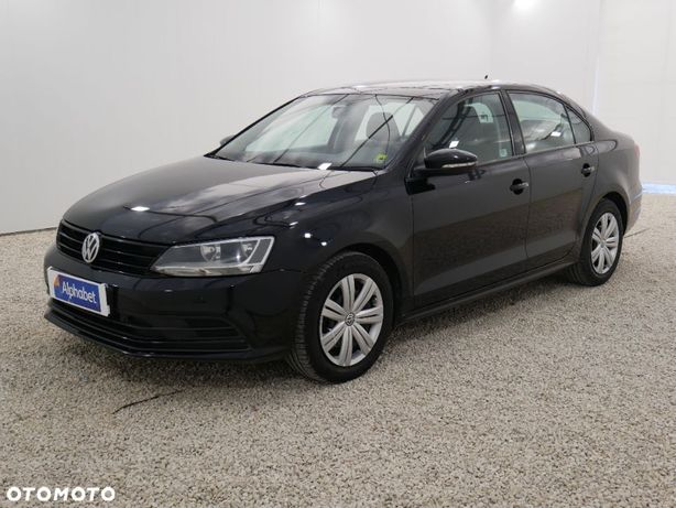 Volkswagen Jetta 2.0 Tdi Dpf Bmt Trendline 1wł Salon Pl Gwarancja