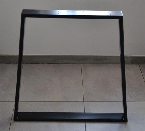 Noga trapezowa do stołu biurka industrial LOFT Nogi do stołów NOWOŚĆ