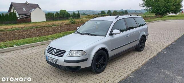 Volkswagen Passat B5 FL 1.9 TDI 101KM 2004r. Lift Kombi Ładny Stan Niemcy Zamiana
