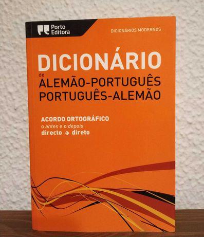 Dicionário de Alemão   Porto Editora