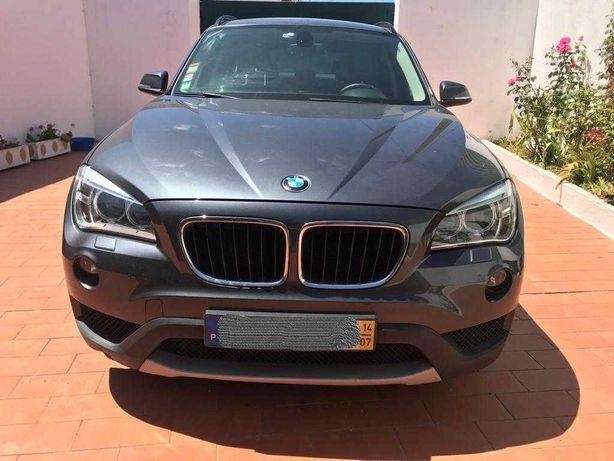BMW X1 Sdrive 20d Efficient Dynamics - 2014/07 - 77.000 kms