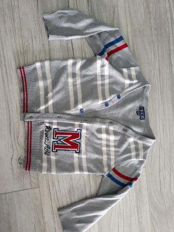 Sweterek chłopięcy Minoti Zara 86/92
