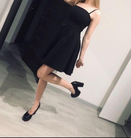 Sukienka bez ramiączek