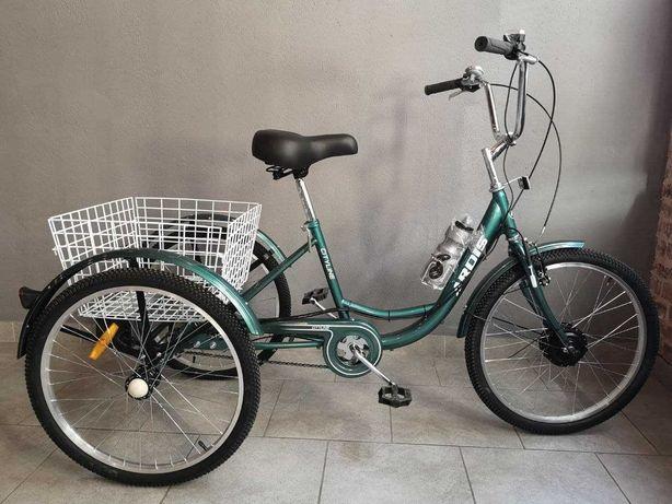 Электровелосипед Ardis Citi Line 350W 36V 18Ah, грузовой