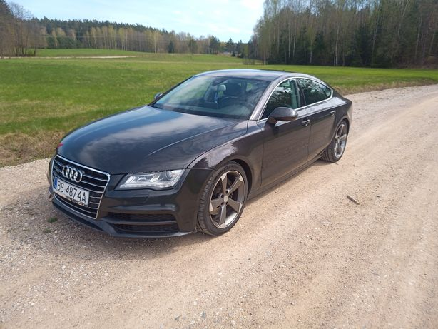 Audi A7 3.0 Quatrro