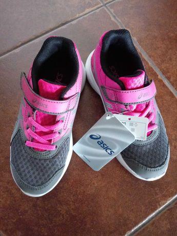 Adidasy asics - 30 nowe dla dziewczynki