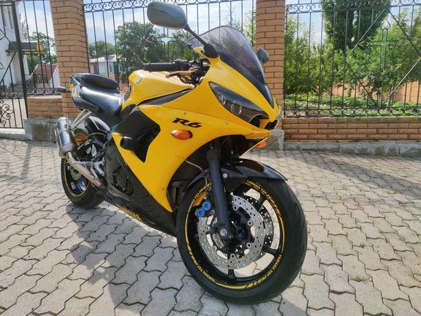 Продам Yamaha R6 2004