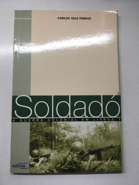 Livro - Soldado - A Guerra Colonial em Livros