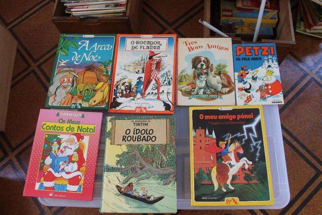 Livros Antigos Infantis