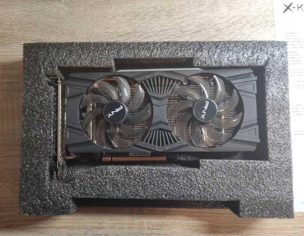 Karta graficzna PNY GeForce GTX 1660 SUPER 6 GB