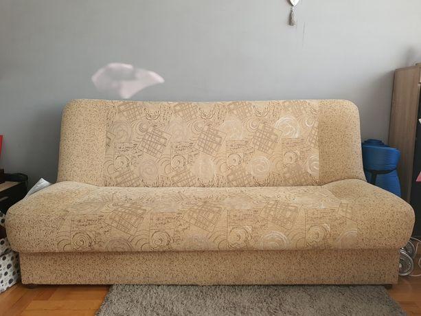Sofa/wersalka/kanapa rozkładana stan idelany