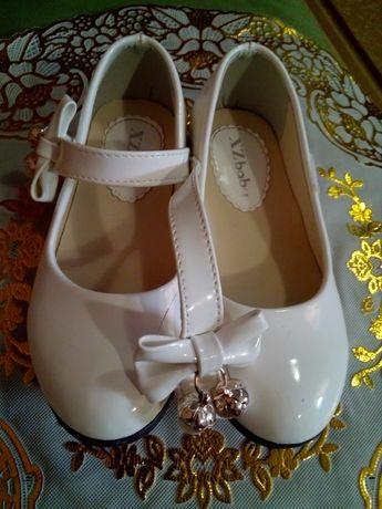 Туфельки для принцессы 29размер