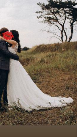 Свадебное платье Pronovias Barcares