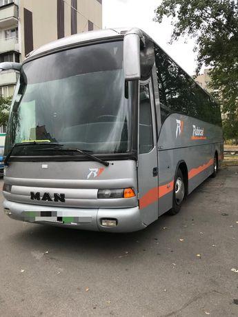 Продам автобус MAN с работой