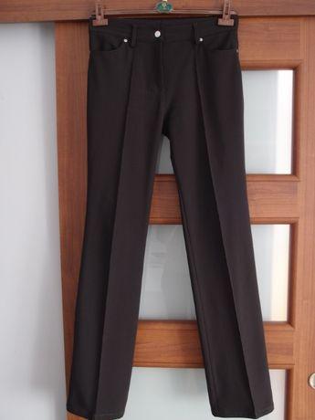 Hexeline brązowe spodnie 40