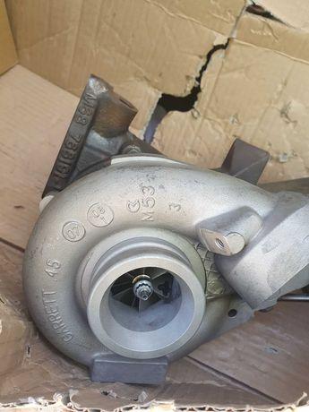 Turbo Garret - reconstruido