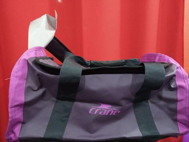 Спортивна дорожна сумка німецького бренду Crane