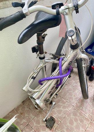 Quadro de Bicicleta dobrável