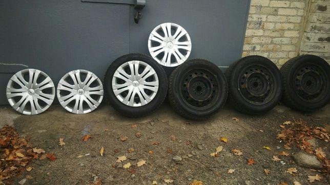 колёсные диски R16 5 114.3 DIA 60.1 ЕТ 45 ширина 6.5