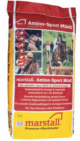 DO sprzedania MARSTALL Amino Sport Musli