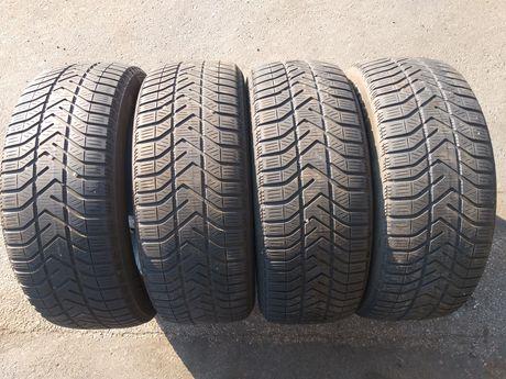 Opony zimowe 205/55/16 Pirelli z 17roku