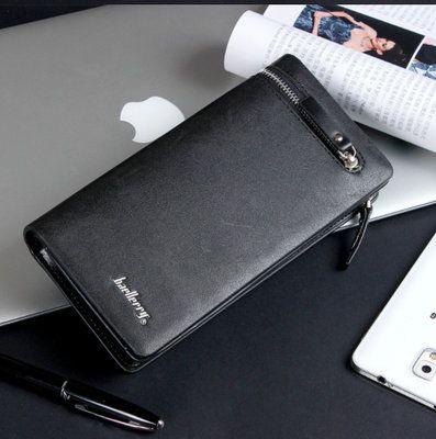 Мужской кошелек клатч портмоне бумажник барсетка чоловічий гаманець