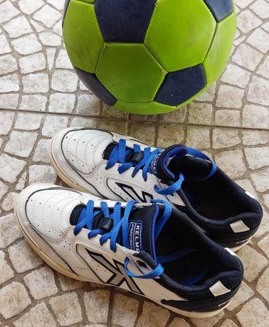 Sapatilhas de Futsal Kelme Precision originais tam.40