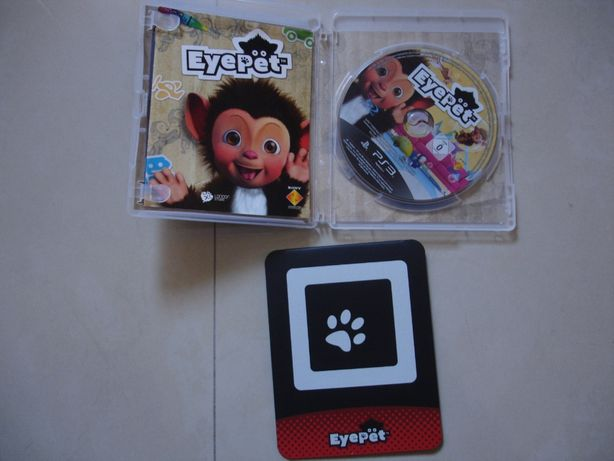 Eye Pet - Jogo para a PS3