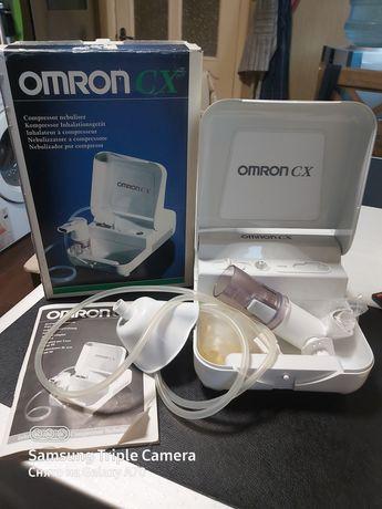 Ингалятор компрессорный OMRON CX из Германии