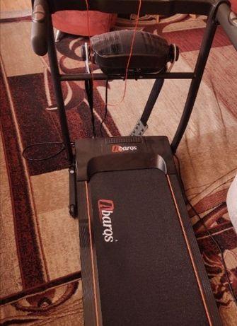 Wielofunkcyjna bieżnia elektryczna z masazerem USB Głośnikami Okazja!