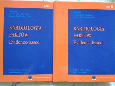 Kardiologia faktów Evidence-based tomy I, II