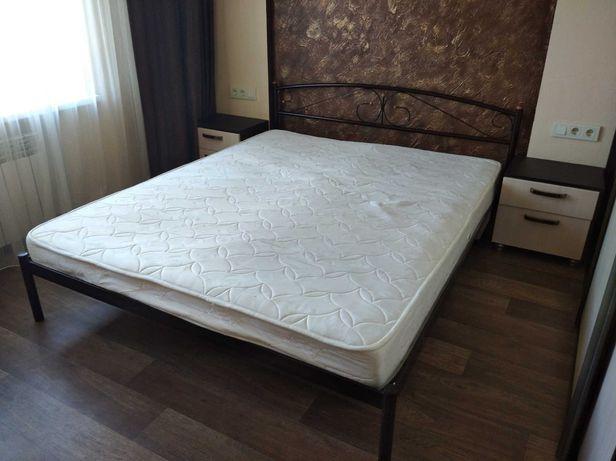 Продам кровать + ортопедический матрас