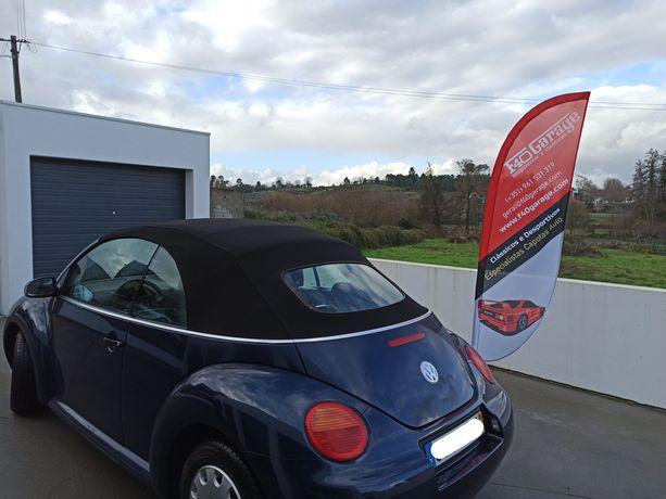 Capota VW New Beetle Cabrio (2003 a 2012) Artigo Novo