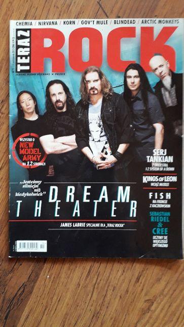 польское рок издание Rock teraz,рок журнал,музыка,100 грн.за все