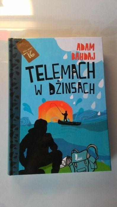 NOWA książka Telemach w dżinsach, Adam Bahdaj Jelcz-Laskowice - image 1