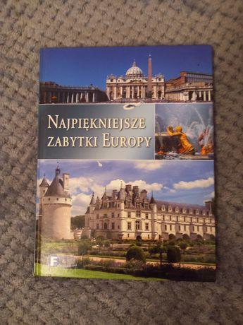 Książka 'Najpiękniejsze zabytki Europy'
