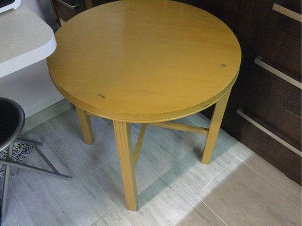 Stół okrągły 66 cm średnicy