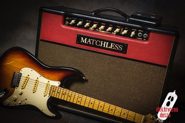 Matchless Independence 35 2×12