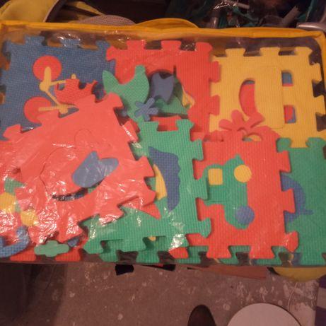 MATA Puzzle piankowe