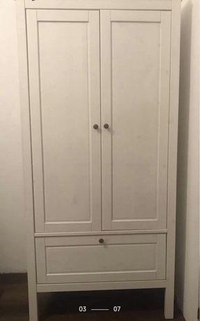 Roupeiro, branco80x50x17