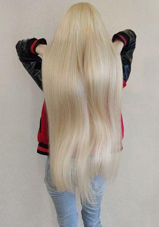 Качественные волосы для наращивание натуральные