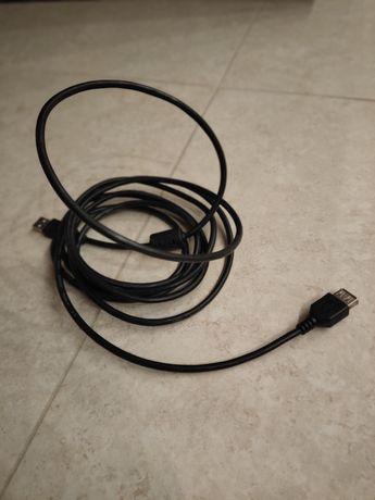 Usb удлинитель 3м \ USB подовжувач \ юсб папа - мама