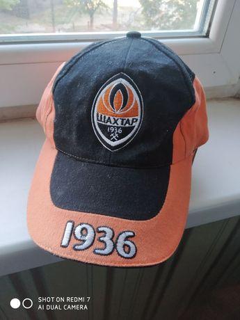 Бейсболка клуба Шахтёр оригинал.