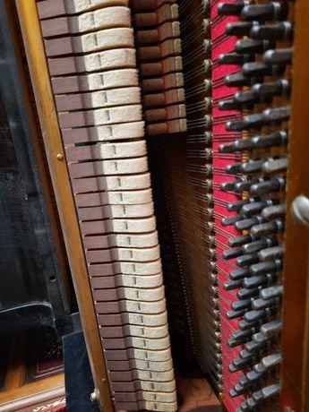 Bechstein piano vertical