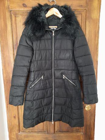 Puchowy płaszcz jesienno-zimowy Diverse