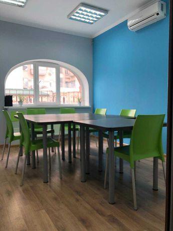 Почасовая аренда помещение для курсов тренингов переговоров центр Киев