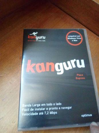 Placas Kanguru 3g