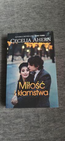 """Książka """"Miłość i kłamstwa"""" Cecelia Ahern"""