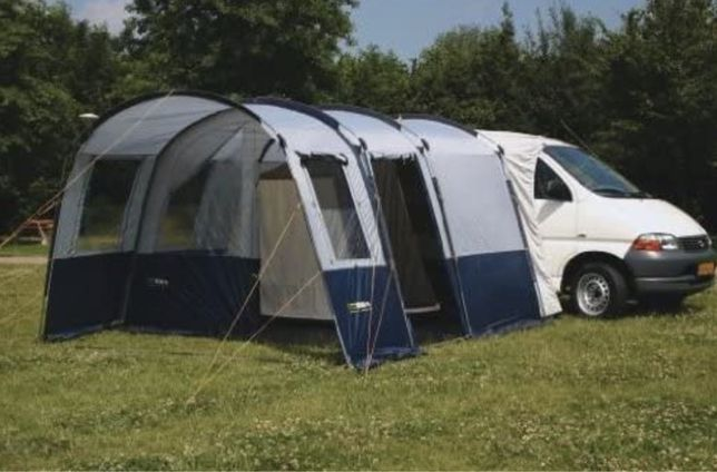 Przedsionek namiot wyprawowy Euro trail Le Mans