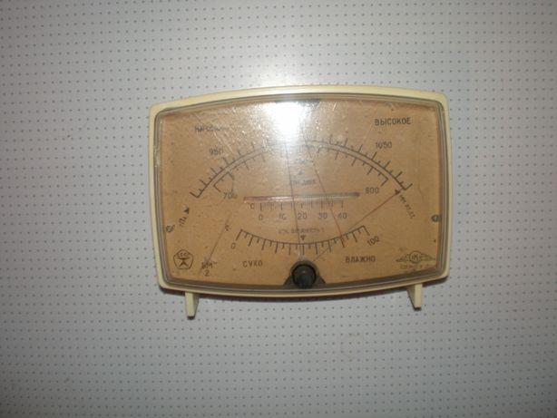 ручной инструмент барометр ссср.